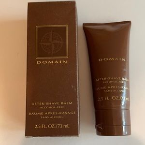 NWOT Mary Kay Cosmetics DOMAIN After-Shave Balm